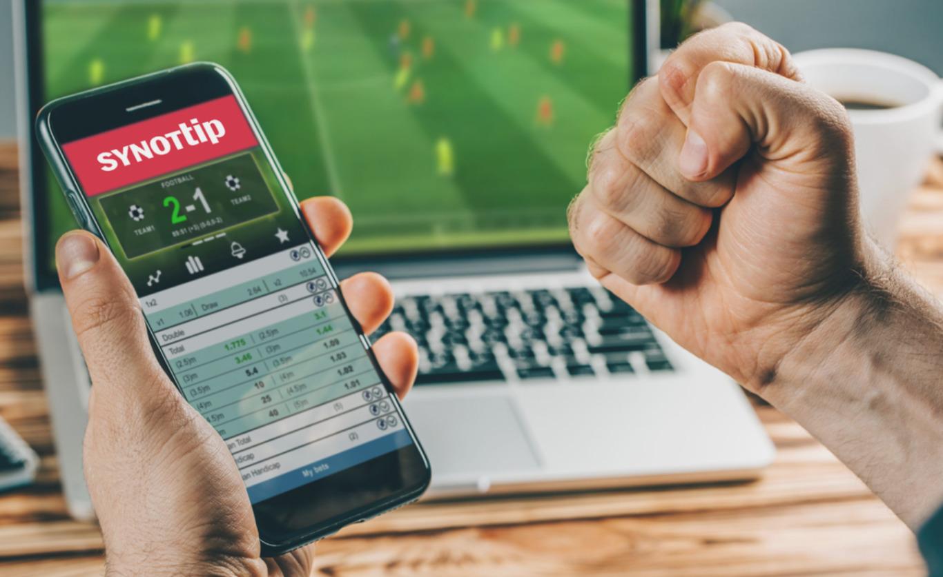 Как удобно пользоваться легальным приложением SynotTip Sport?